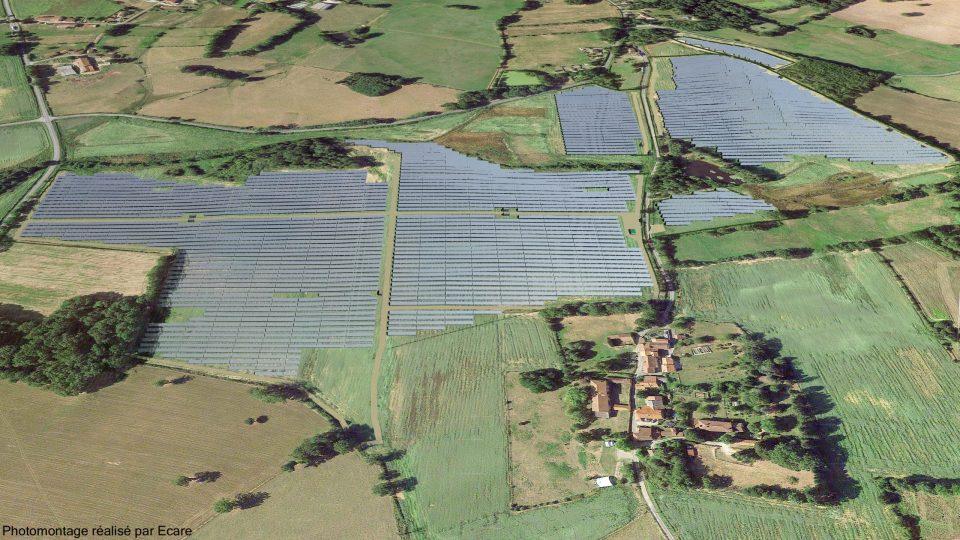 oradour sur vayres photovoltaïque